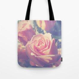 Shy Rose Tote Bag