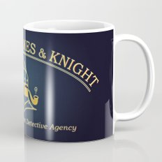 Great Detectives Coffee Mug