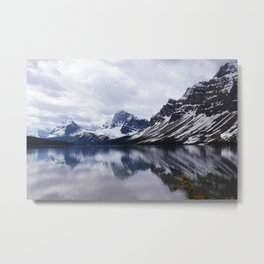 Shot in the Mountains Metal Print