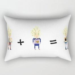 Gogeta Rectangular Pillow