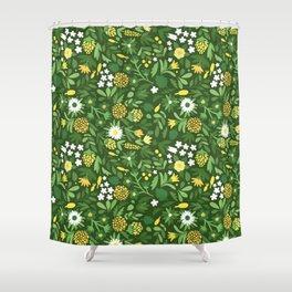 Esmeralda Shower Curtain