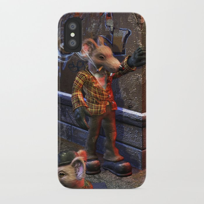 Izbavitelj - The Rat Saviour iPhone Case