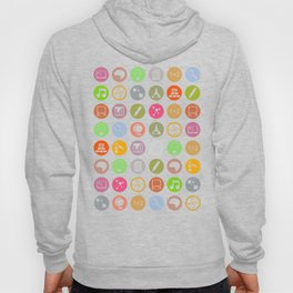 Science - Study Icons Hoody