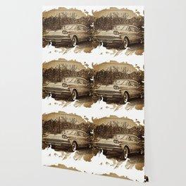 Ford Fairlane Vintage Automobile Wallpaper