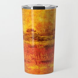 Borderline Travel Mug