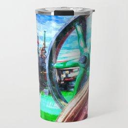 Clayton And shuttleworth Art Travel Mug