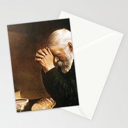Grace Eric Enstrom Stationery Cards