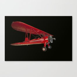 PT-17 Stearman Canvas Print