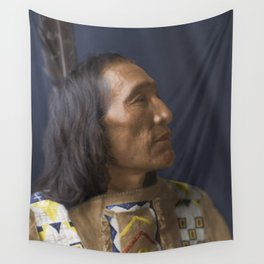 Little Dog - Brulé Lakota Sioux - American Indian Wall Tapestry