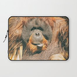 Orangutan. Laptop Sleeve