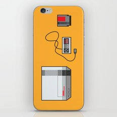 #38 Nintendo Entertainment System iPhone & iPod Skin