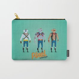 Biker Mice from Mars - Pixel Nostalgia Carry-All Pouch
