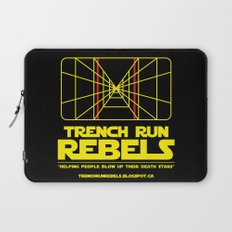 Trench Run Rebels Laptop Sleeve