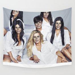 Helldashians Wall Tapestry