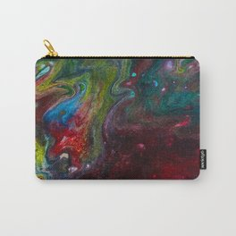 Molten Space Carry-All Pouch