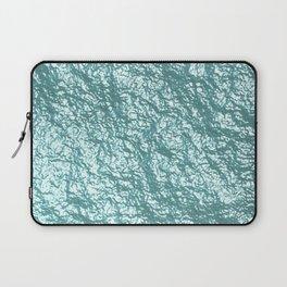 Crumpled Foil 17E Laptop Sleeve