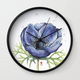 Anemone_solne Wall Clock