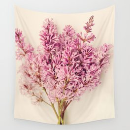 Lilac Sprig Wall Tapestry