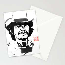 charles bronson Stationery Cards