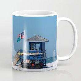 Siesta Key Lifeguard Station Coffee Mug