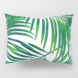 Palm Paradise #society6 #decor #buyart Pillow Sham