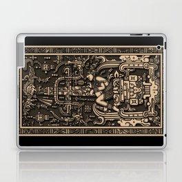 Sala Tumba de Pakal Laptop & iPad Skin
