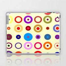 Inner Circles #7 Laptop & iPad Skin