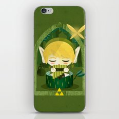 Legend iPhone & iPod Skin