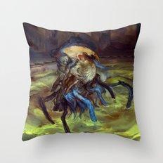 Thrull Throw Pillow