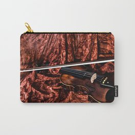 Le repos du violon Carry-All Pouch