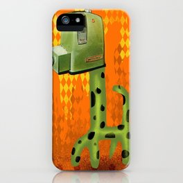 pup-o-matic iPhone Case