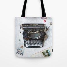 Typewriter Love. Tote Bag