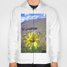 Mountain Flower Above Tree-Line Hoody