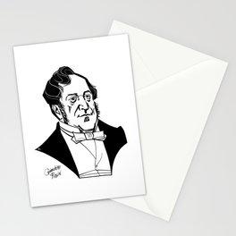 Gioachino Rossini Stationery Cards
