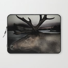 Tom Feiler Caribou Laptop Sleeve