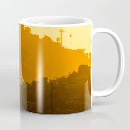 Favelas in Rio Coffee Mug