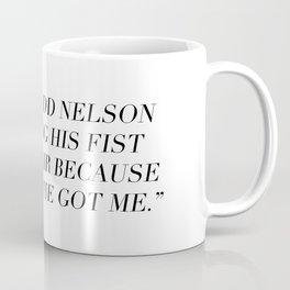 Judd Nelson Coffee Mug