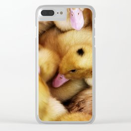 chicks Clear iPhone Case