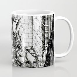 Lovers in the ruins Coffee Mug