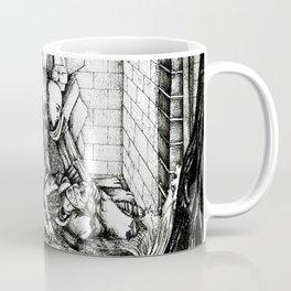 Lovers in the ruins Coffee Mug