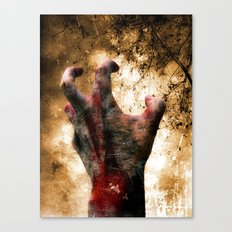 Hand of Doom Canvas Print