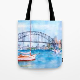 Beautiful Sydney Harbour Tote Bag