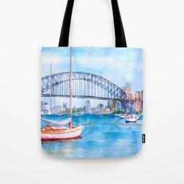 Beautiful Sydney Harbour Tote Bag
