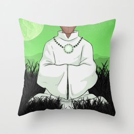Heart Chakra. Throw Pillow