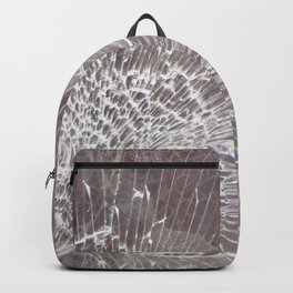 Texture #12 Glass Backpack