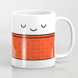 Keep warm, drink tea! Coffee Mug