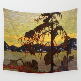Tom Thomson - The Jack Pine Wall Tapestry