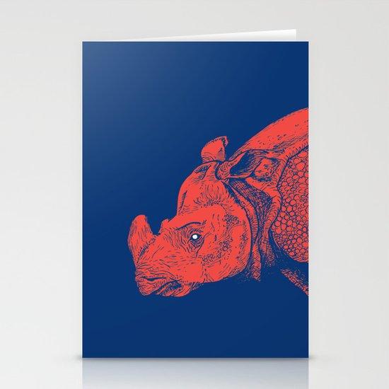 Red Rhino Stationery Cards