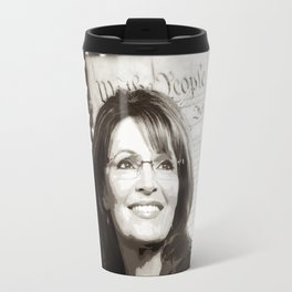 We The Tea Party Travel Mug