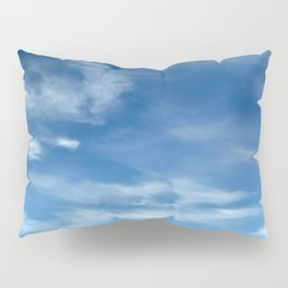 Blue Sky | Clouds | Spiritual | Zen | Nadia Bonello Pillow Sham